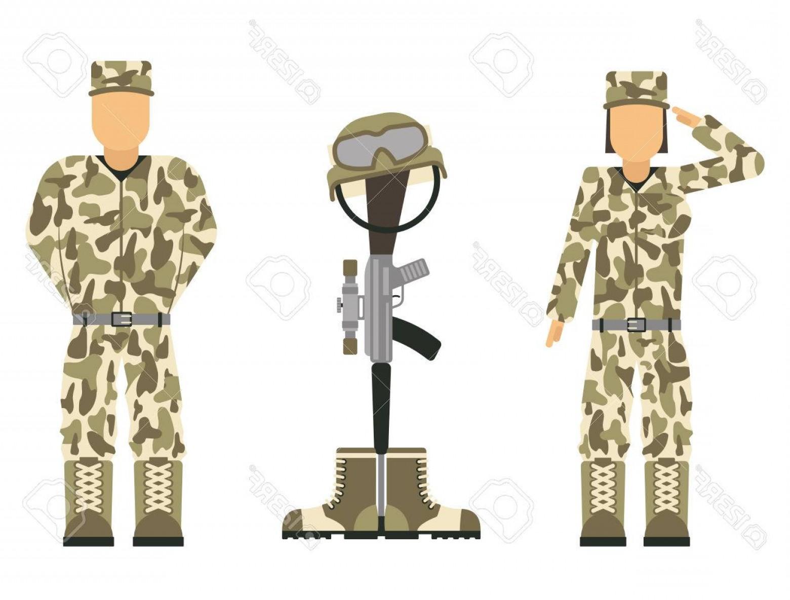 1560x1185 Photostock Vector Memorial Battlefield Cross American Honor Symbol