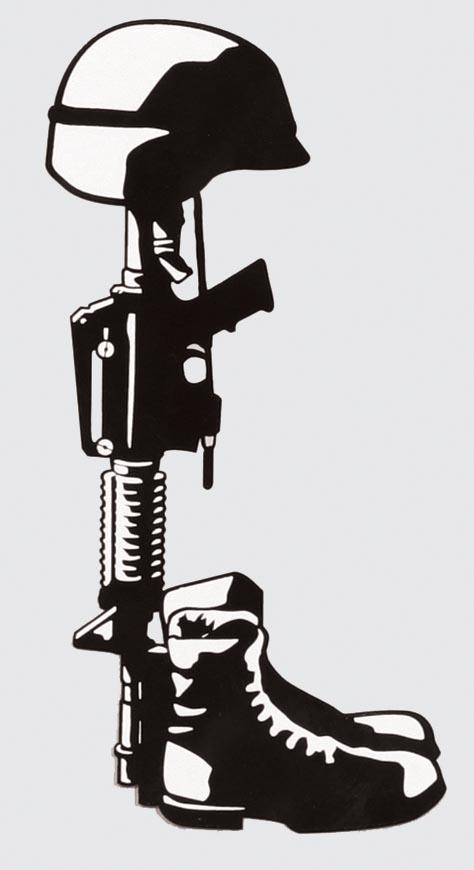 474x870 Battlefield Cross Clipart