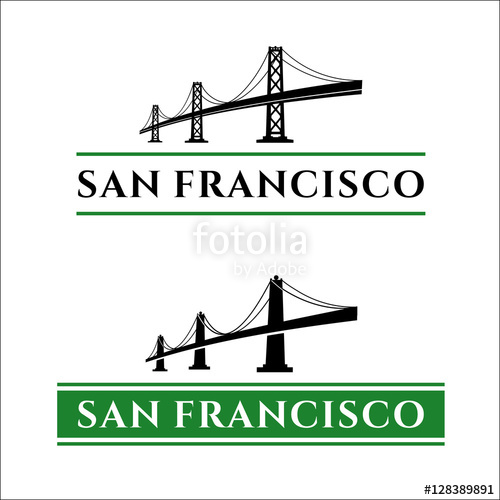 500x500 San Francisco Bridge. San Francisco