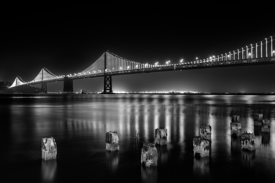 1080x720 City Bay Bridge Architecture Bridge Californium , Bridge