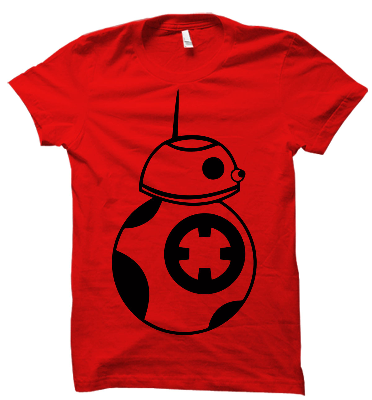 1200x1291 Bb8 Vector Star Wars T Shirt India By