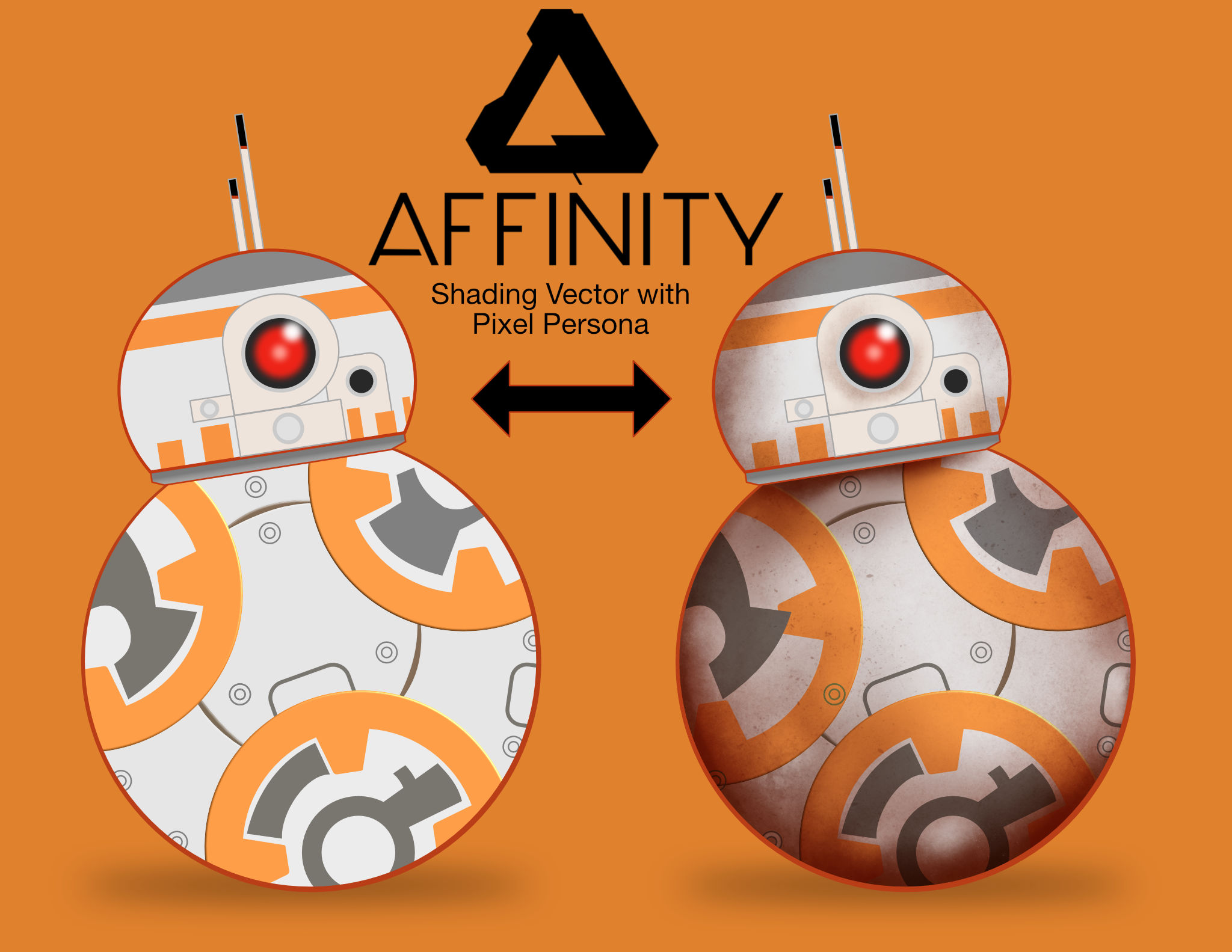 2048x1583 Beginner Pixel Persona In Affinity Designer With Bb8