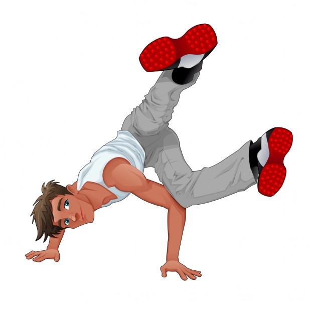 626x626 Breakdance Vectors, Photos And Psd Files Free Download