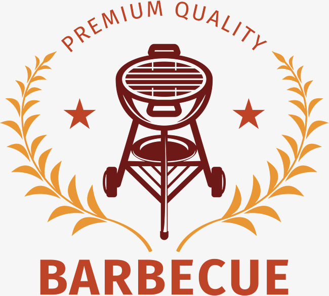 650x584 Bbq Grill Label, Bbq Vector, Label Vector, Catering Label Png And