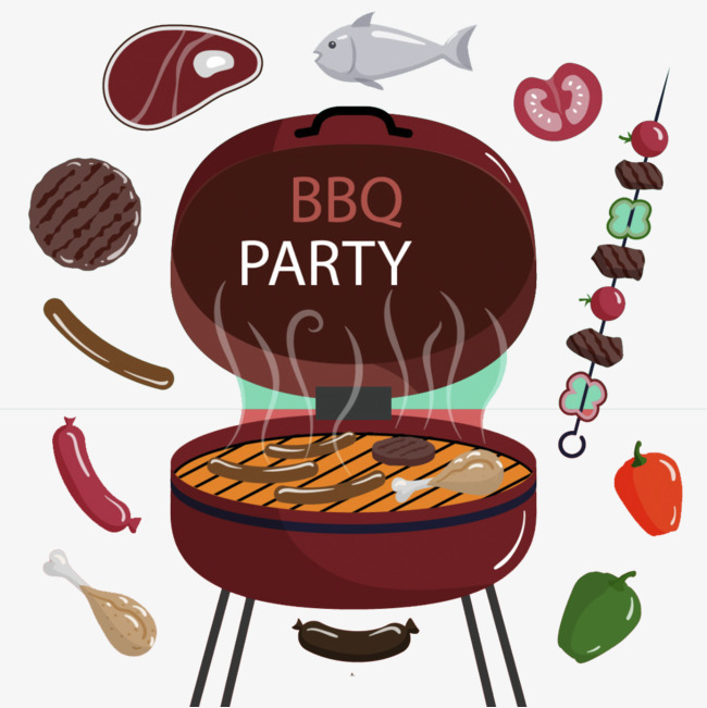 650x651 Bbq Vector Material, Barbecue, Food, Food Png And Vector For Free