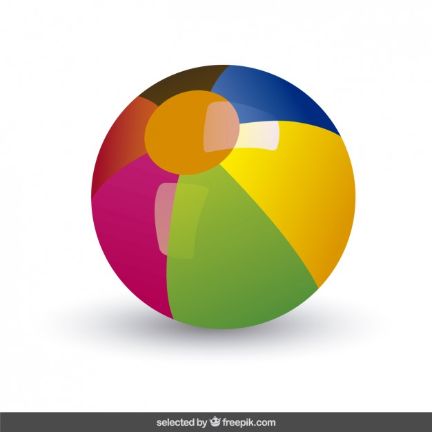 626x626 Beach Ball Vectors, Photos And Psd Files Free Download