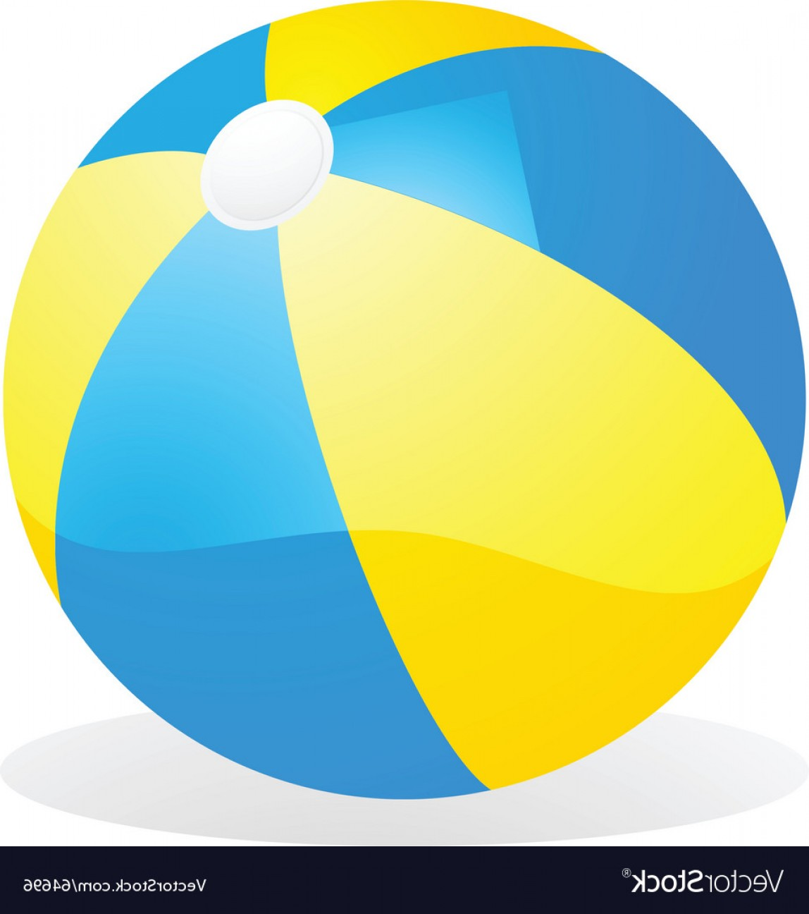 1148x1296 Yellow And Blue Beach Ball Vector Arenawp