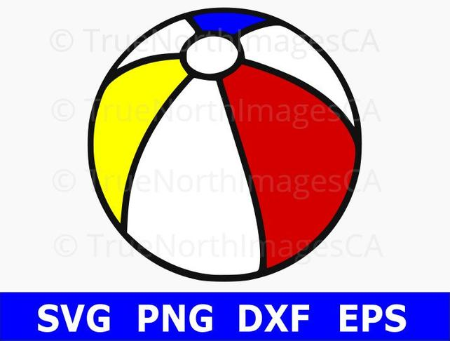 642x486 Beach Ball Svg Beach Ball Vector Beach Ball Clipart
