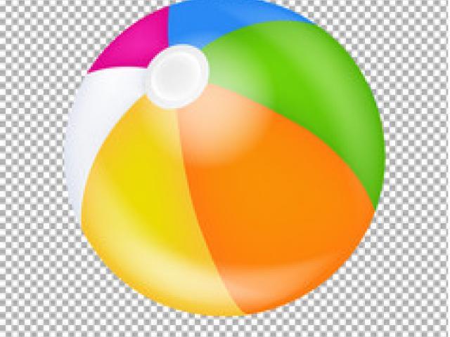 640x480 Beach Ball Vector 7