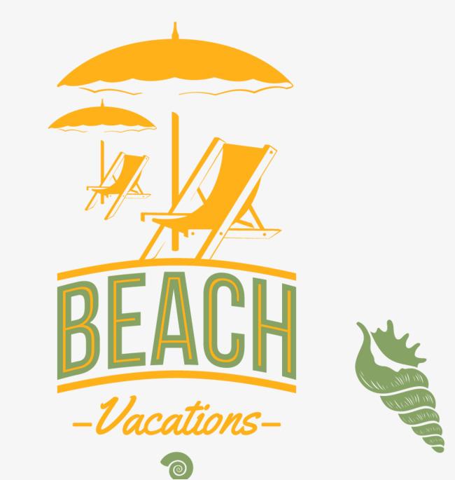 650x685 Beach Activities Logo, Beach Vector, Logo Vector, Beach Casual Png