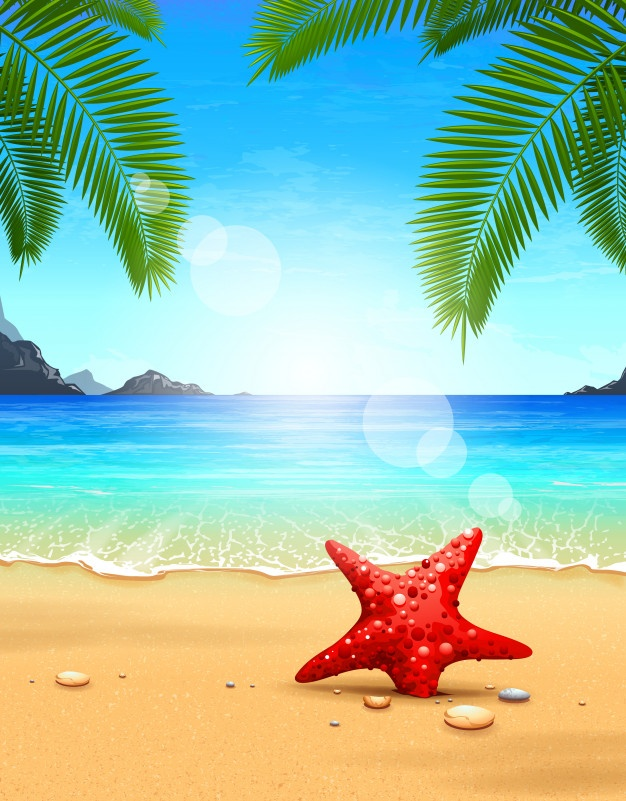 626x801 Beach Vectors, Photos And Psd Files Free Download