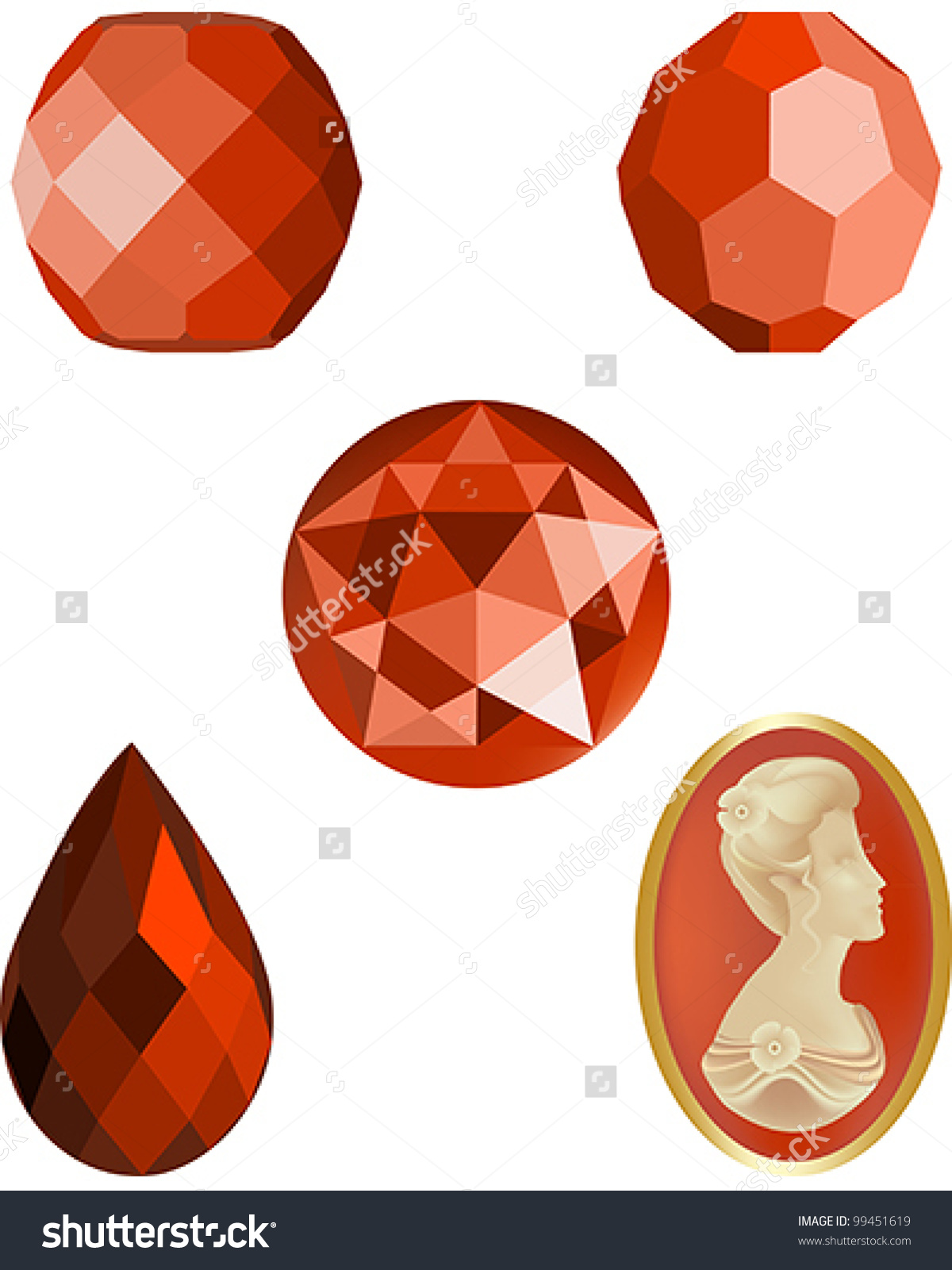 1200x1600 Crystal Beads Clipart