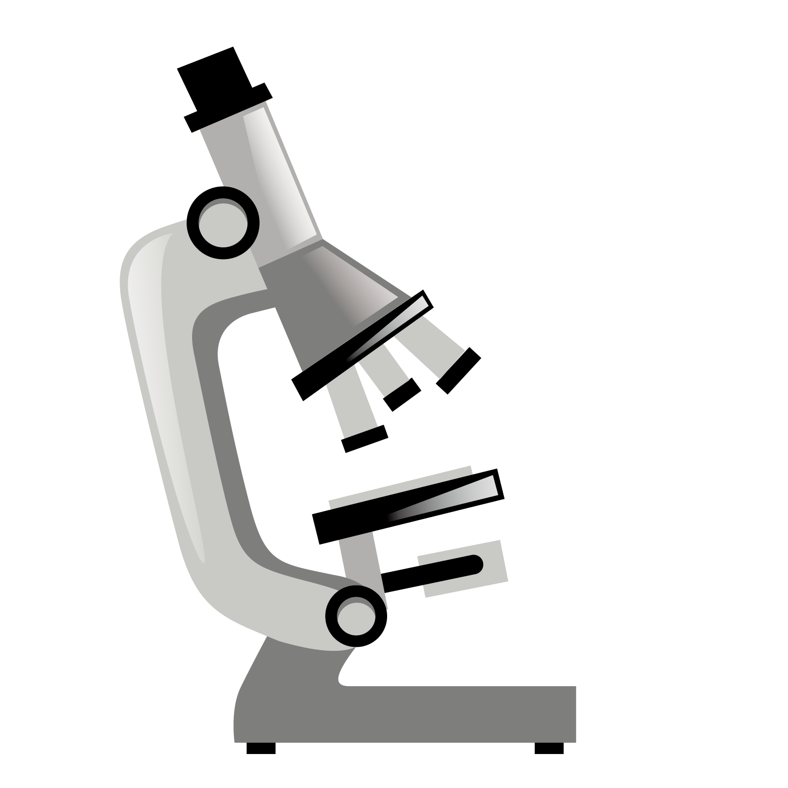 1600x1600 Euclidean Vector Microscope Drawing Beaker Icon