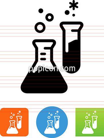 362x480 Beaker Icon Vector (9 Photos)