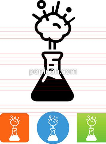356x480 Beaker Icon Vector 81 Best Space Amp Science Icons Images On