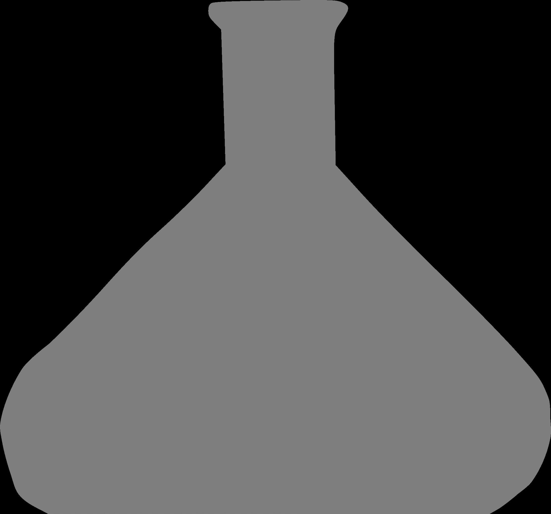 2228x2078 Beaker Graphic Vector Clipart Image