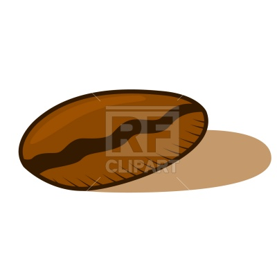 400x400 Coffee Bean Vector Image Vector Artwork Of Food And Beverages