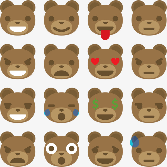 650x649 Bear Face, Face Clipart, Iphone, Iphone Png And Vector For Free