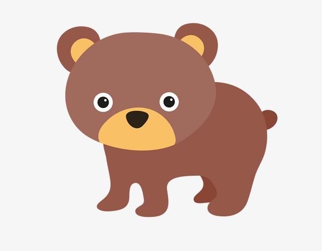 650x507 Vector Gray Cute Bear, Bear Vector, Vector Bear, Gray Bear Png And