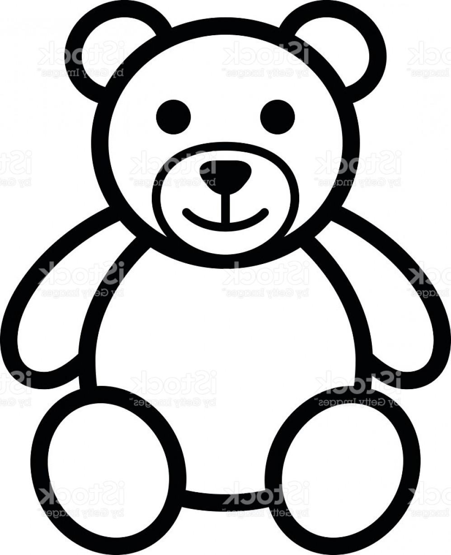 998x1228 Fluffy Teddy Bear Vector Art Lazttweet
