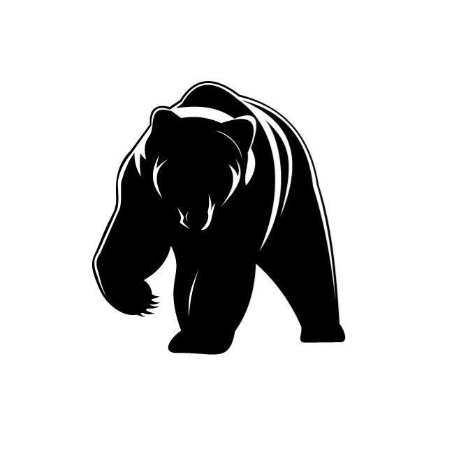 Bear Vector Free