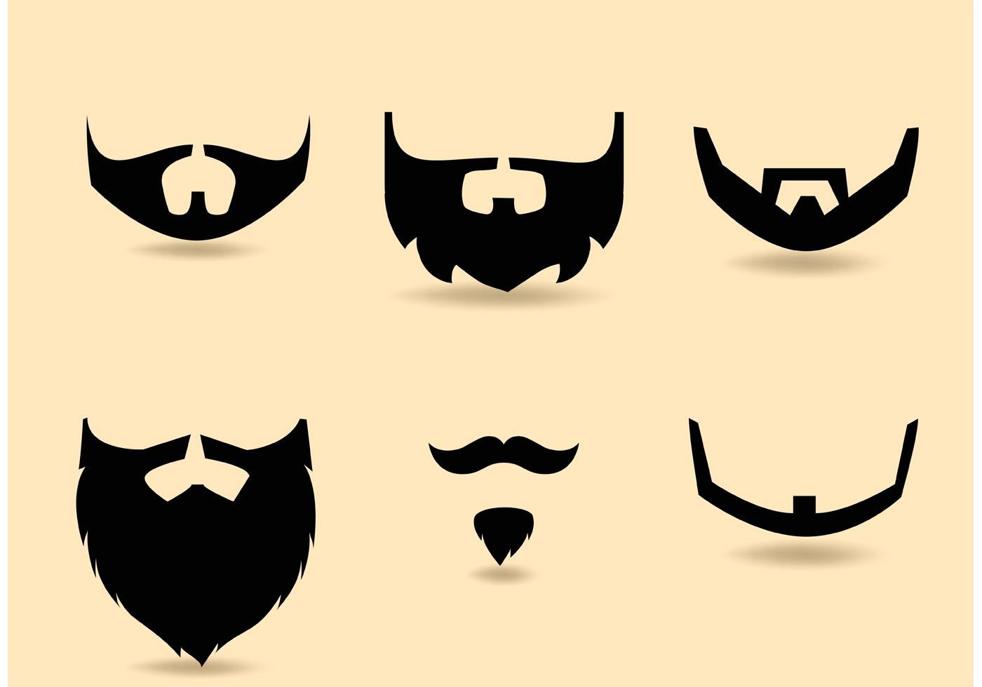 Beard Vector Images