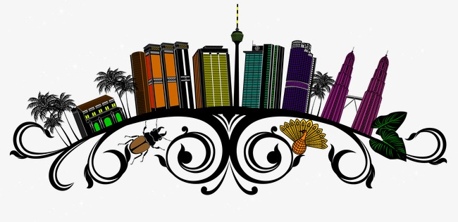 650x316 Vector City, City Vector, Vector, Beatles Png And Vector For Free