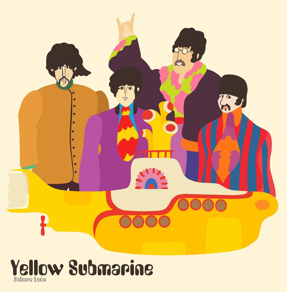 Corgi The Beatles Yellow Submarine Tv And Film Favourites Shop