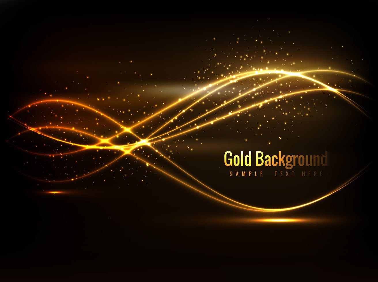 1312x980 Free Vector Beautiful Gold Background Vector Art Amp Graphics