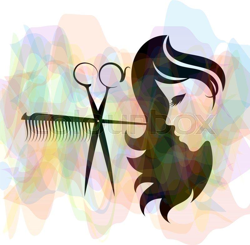 800x783 Hair, Salon, Scissors, Beauty, Vector, Hairdressing, Comb