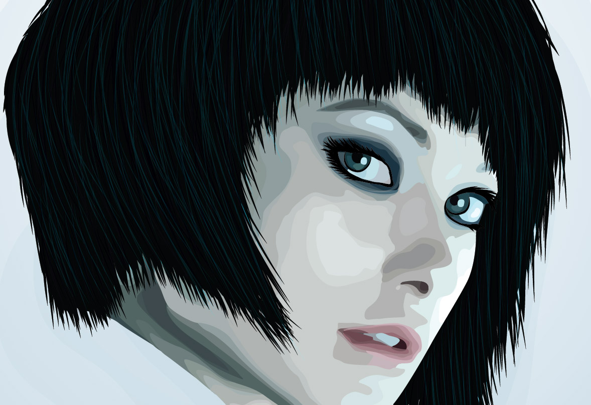 1178x808 How To Create A Beautiful Vector Portrait In Illustrator