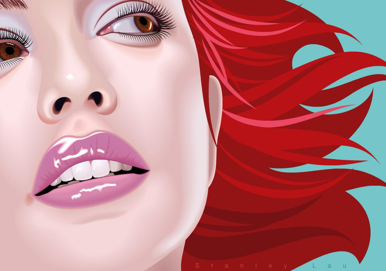 1274x896 Beautiful Vector Digital Art Work