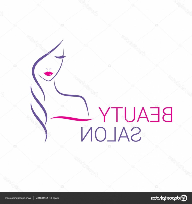 1155x1228 Stock Illustration Beautiful Woman Vector Logo Template Shopatcloth