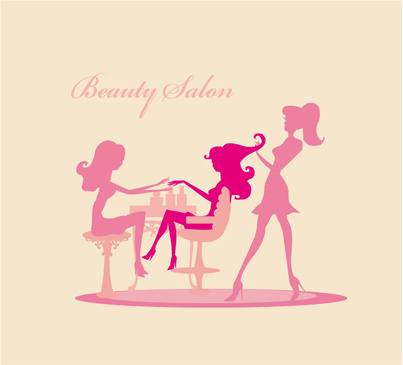 403x365 Beauty Salon Eps Free Vector Download (182,802 Free Vector) For