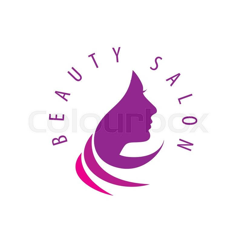 800x800 Beauty Female Face Logo Design.cosmetic Salon Logo Design