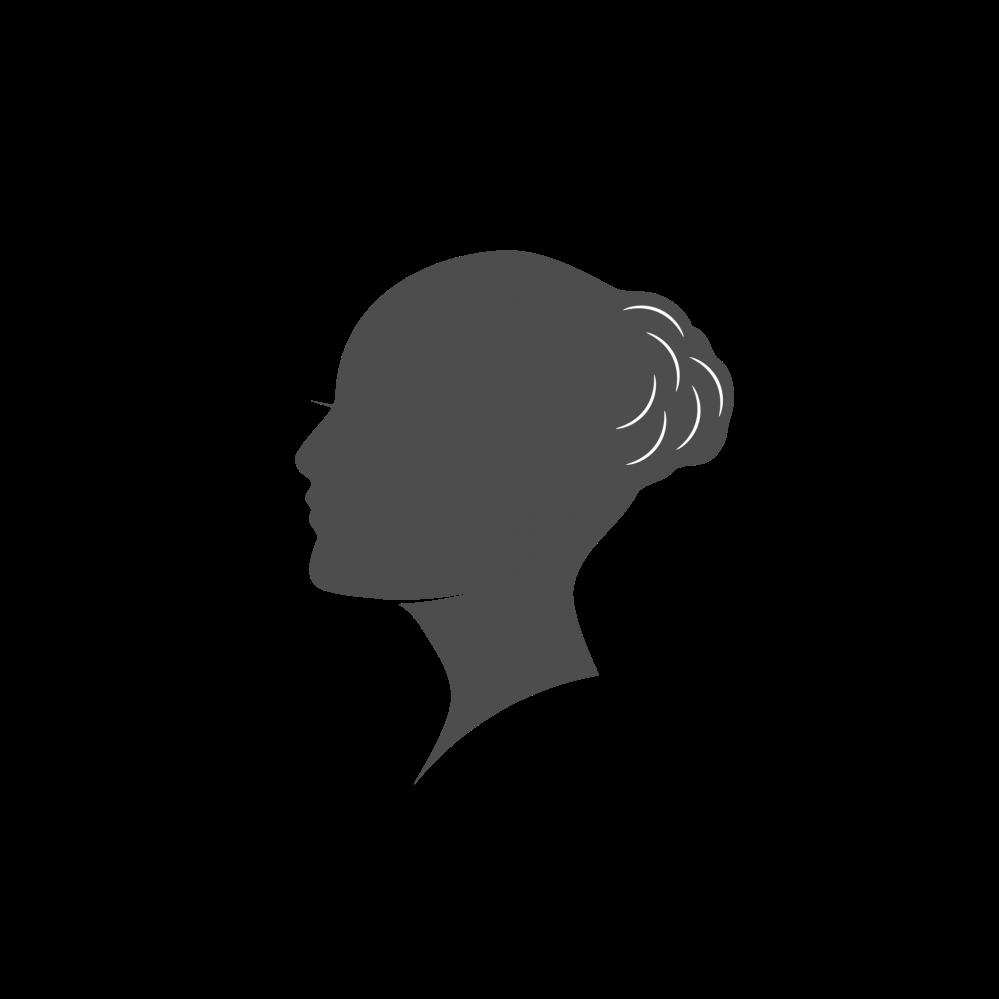 999x999 Beauty Female Face Logos Design Vector Png