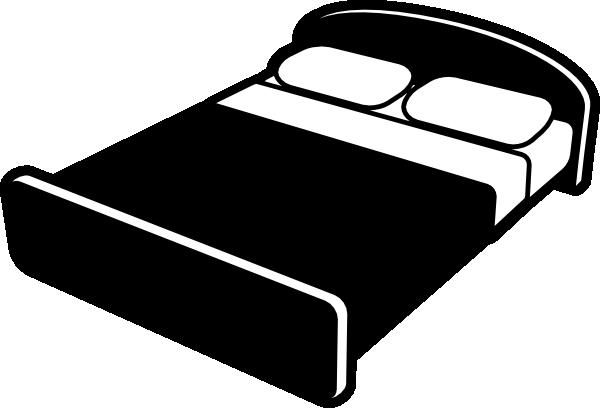 600x408 Bed Vector