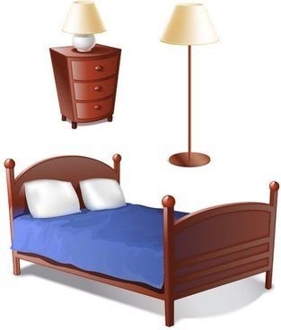 313x368 Free Bed Vector Free Vector Download (113 Free Vector) For