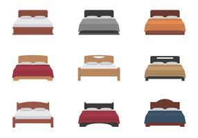 286x200 Modern Bedroom Furniture Vector