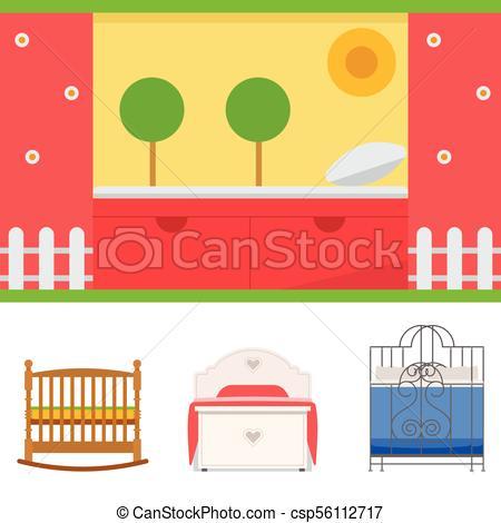 450x470 Sleeping Furniture Vector Design Bedroom Exclusive Bed Interior