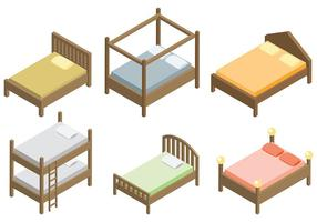 286x200 Bed Icon Free Vector Art