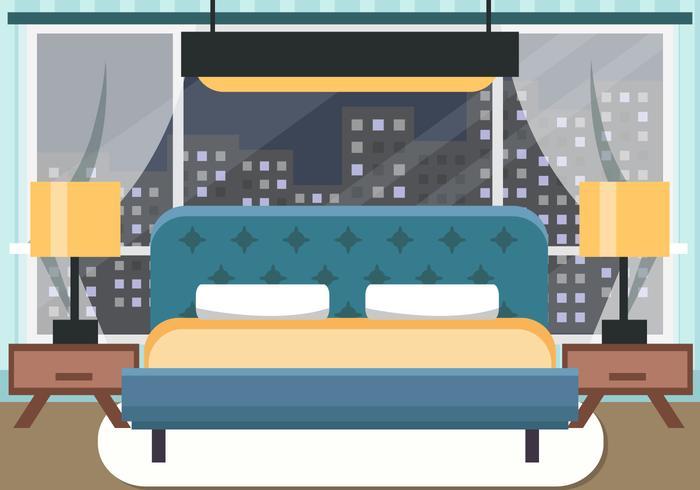 700x490 Decorative Bedroom