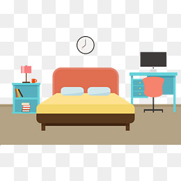 260x260 Bedroom Furniture Png, Vectors, Psd, And Clipart For Free Download