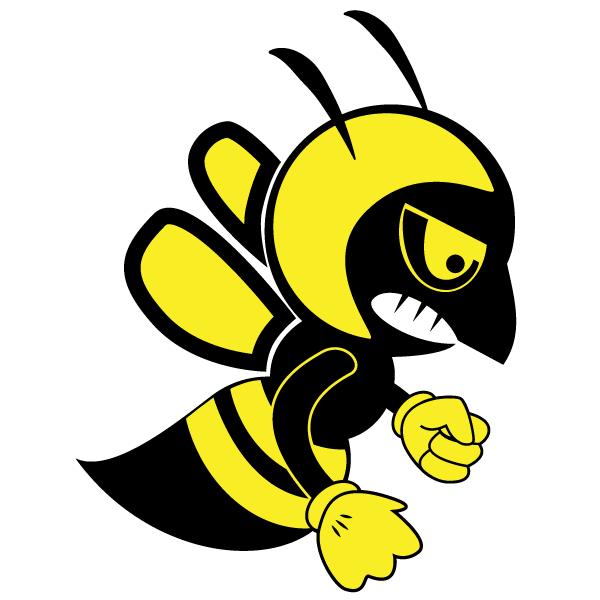 600x600 Free Fighting Bee Vector Art Psd Files, Vectors Amp Graphics