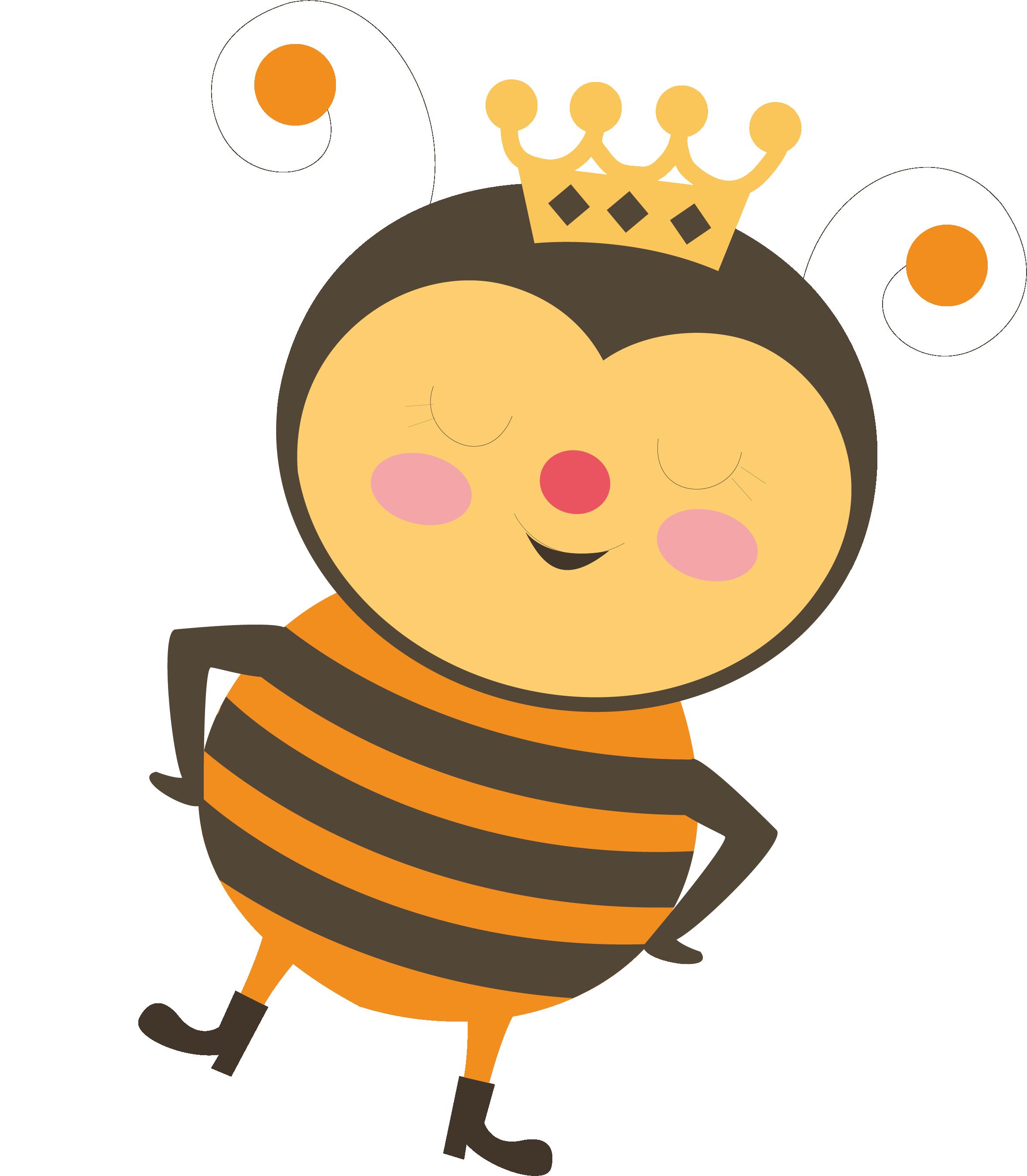 2354x2696 Honey Bee Clip Art