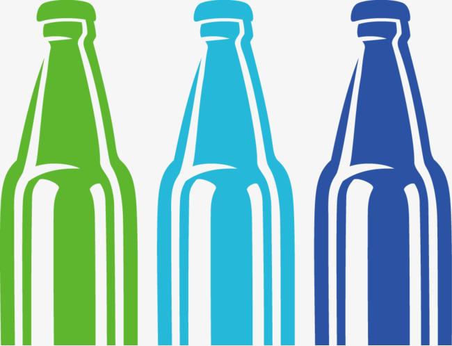 650x498 Beer Bottles Vector Material Png, Beer Vector, Bottle, Beer Bottle
