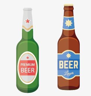 315x335 Beer Bottle, Beer Vector, Bottle Vector Png And Vector For Free