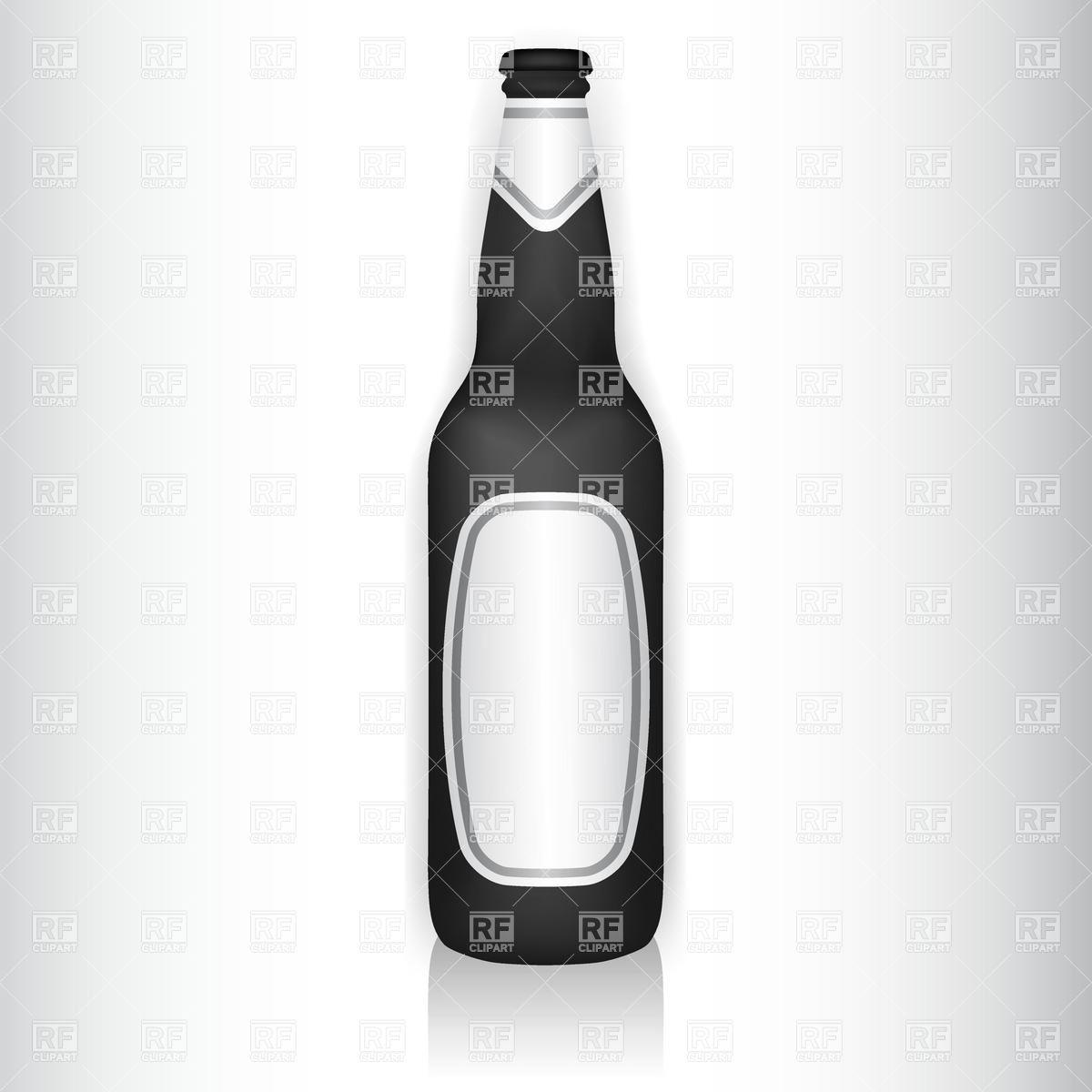 1200x1200 Beer Bottle Clipart Vector
