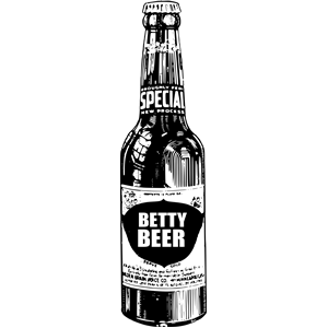 300x300 Beer Bottle Clipart, Cliparts Of Beer Bottle Free Download (Wmf