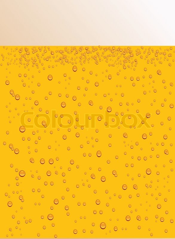 586x800 Drops On The Beer Glass As A Background Stock Vector Colourbox